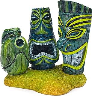Penn-Plax Tiki Ornament, 3.5