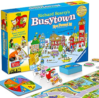 Wonder Forge Richard Scarry's Busytown, Eye Found It Toddler Toy and Game for Boys and Girls Age 3 and Up - A Fun Preschoo...