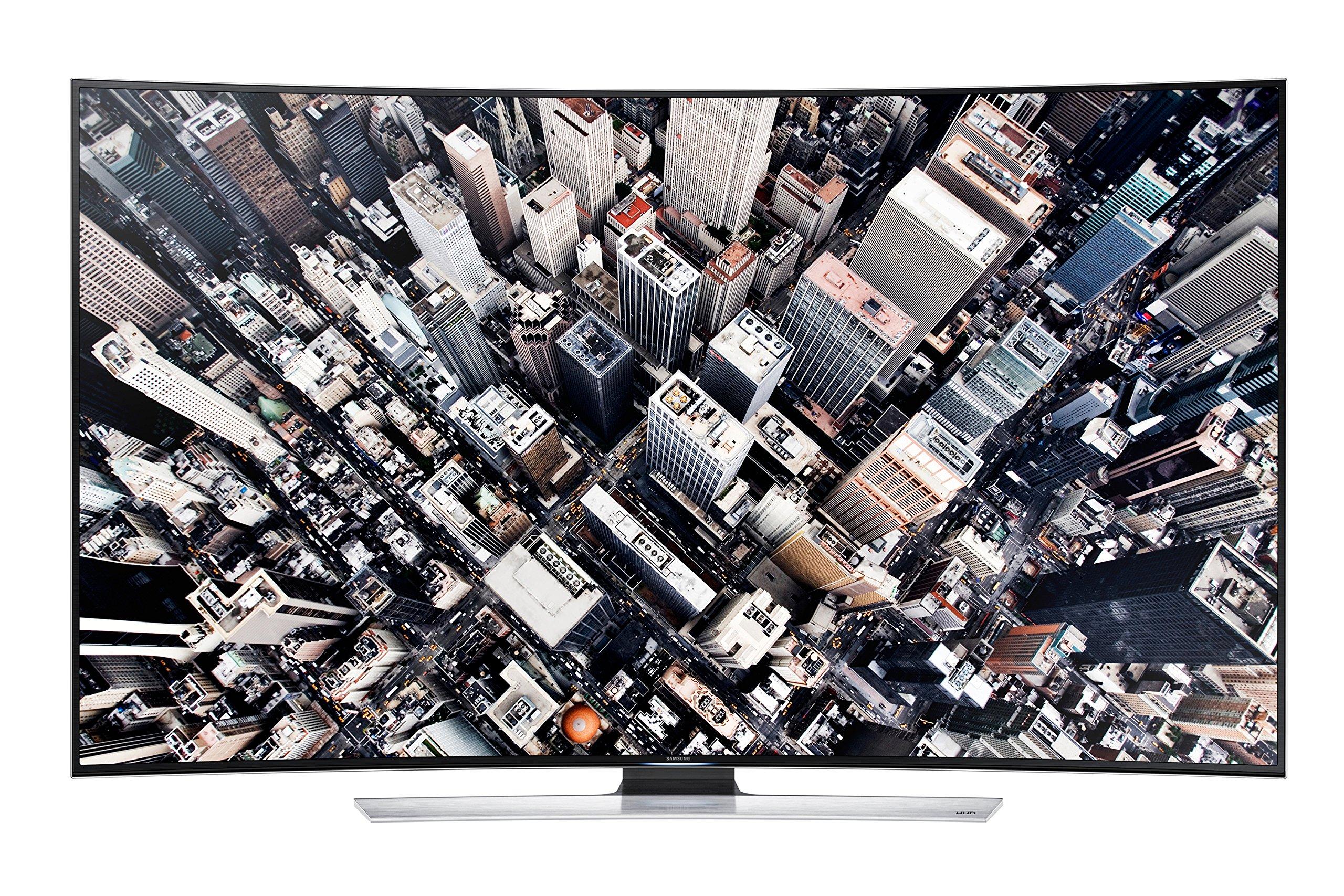 Samsung UE65HU8500L - Tv Led Curvo 65 Ue65Hu8500 Uhd 4K 3D, 4 Hdmi, Wi-Fi Y Smart Tv: SAMSUNG: Amazon.es: Electrónica
