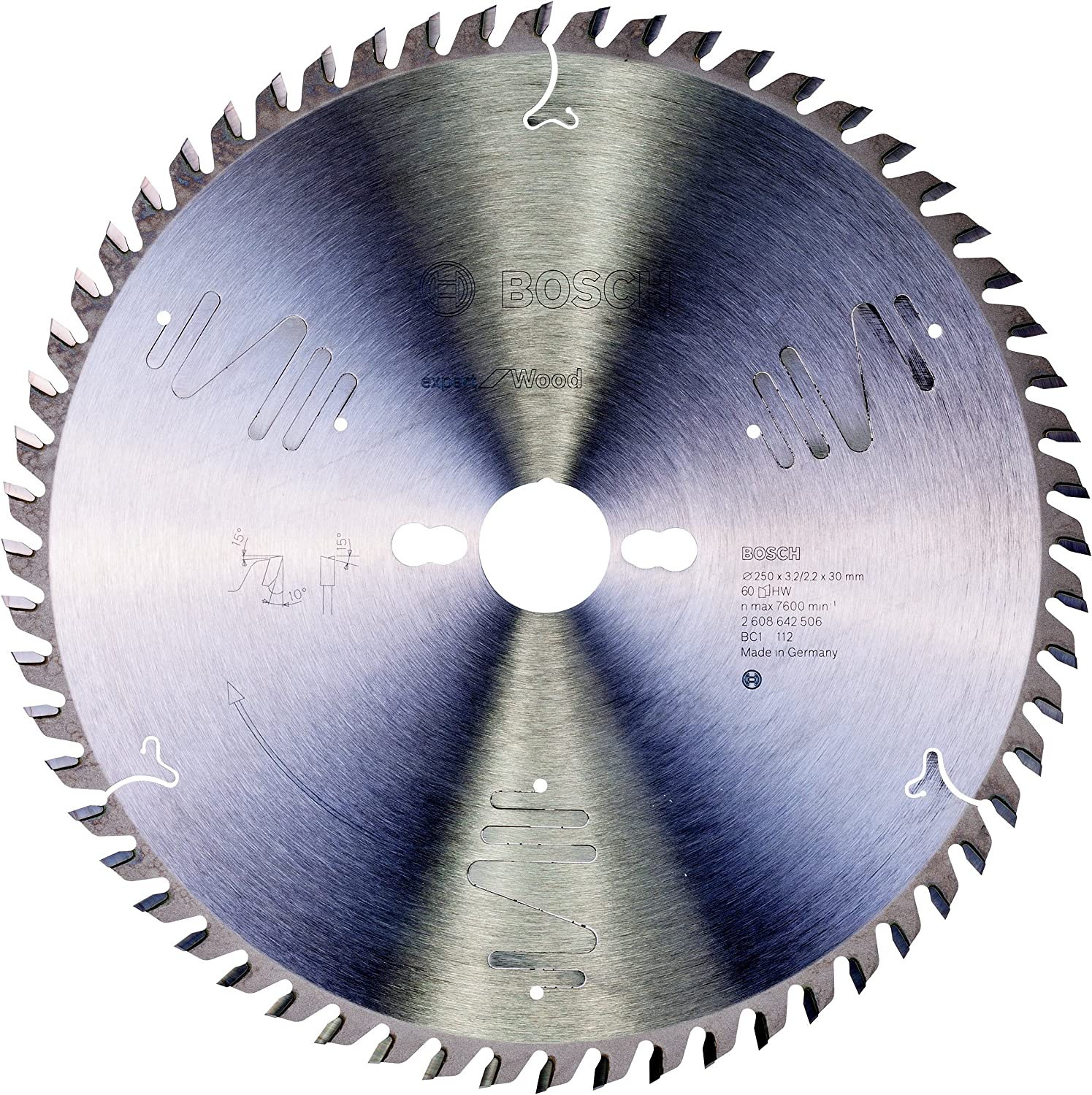 New product! New type Bosch 2329839 Table Selling and selling Blade Saw Blue