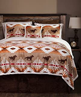 Carstens Free Rein 5 Piece Bedding Set, King