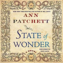 ann patchett state of wonder audiobook