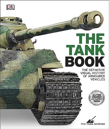 坦克车百科书 英文原版 The Tank Book 视觉图解历史图鉴 DK百科系列 大开全彩精装 精装 硬封面