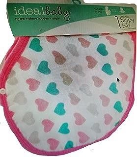 Ideal baby Muslin Burpy Bib