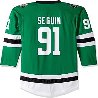 Outerstuff Tyler Seguin Dallas Stars Youth NHL Green Replica Hockey Jersey