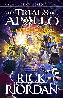 The Burning Maze (The Trials of Apollo Book 3