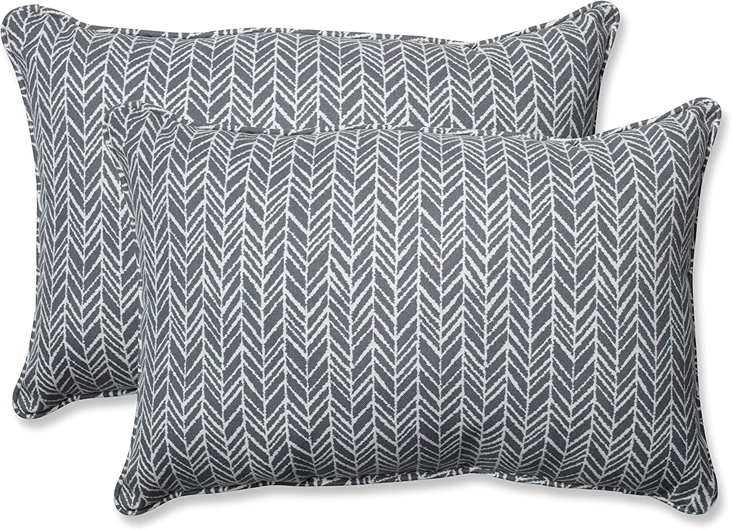 Pillow Manufacturer direct delivery Perfect Outdoor Indoor Large-scale sale Herringbone Seat Slate Cushions 2