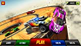 Whirlpool Demolition Car Wars 3D Features: No internet connection required Shoot and destroy all enemy racing rivals Whirlpool demolition derby game with furious racing & realistic car collision Thrilling missions in battle arenas, race tracks & spee...