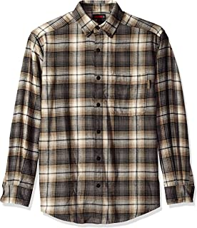 Wolverine Men's Hammond Long Sleeve Flannel Shirt