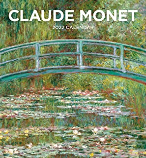 Claude Monet 2022 Mini Wall Calendar
