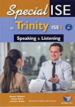 Specialise In Trinity Ise I (B1) Speaking & Listening Teacher's Book (Student's Book With Overprinted Answers)