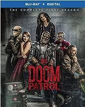Doom Patrol: Season 1 (Blu-ray + Digital)