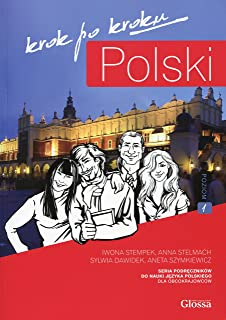 Polski, Krok po Kroku: Coursebook for Learning Polish as a Foreign Language: With audio download: Level A1