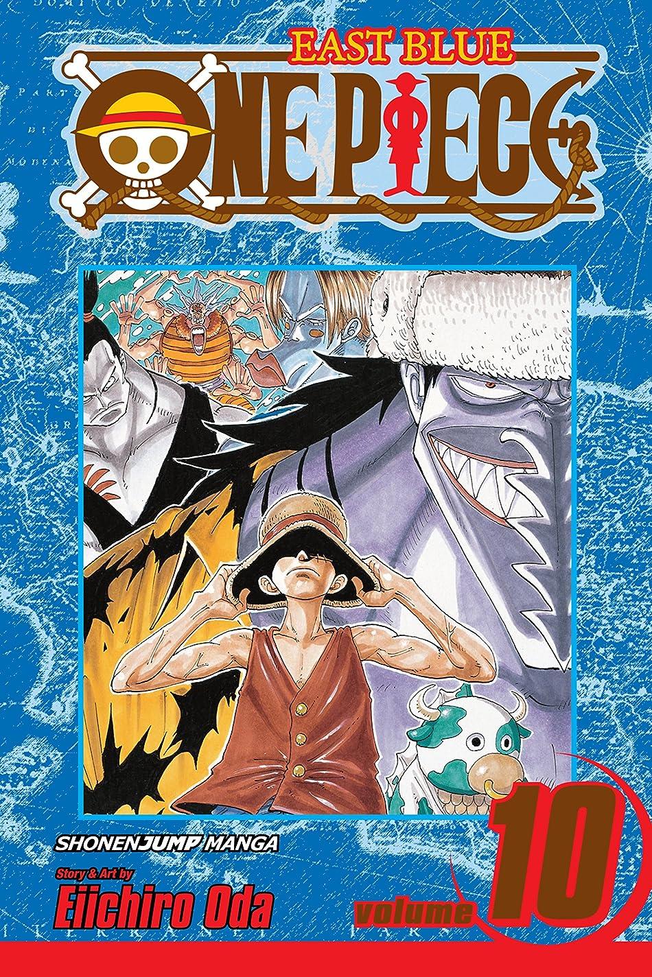 コメントセンチメンタル飢One Piece, Vol. 10: OK, Let's Stand Up! (One Piece Graphic Novel) (English Edition)