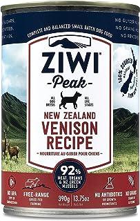 ジウィピーク ziwi ドッグ缶 ベニソン 390g