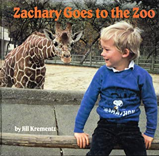 Zachary Goes to the Zoo (Tough Enough Books)
