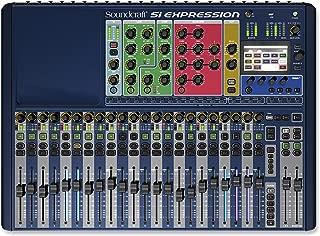 Soundcraft Si Expression 2 Digital 24-Channel Live Audio Mixer Console