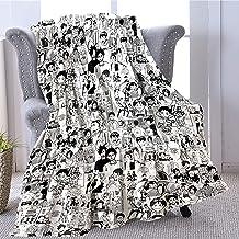ريل ري هايك يو! الفانيلا الصوف لحاف رمي بطانية للسرير أريكة الأريكة سيارة