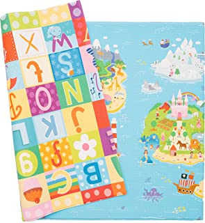 baby care play mat magical islands