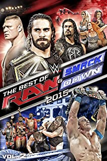 WWE: Best of Raw and Smackdown 2015 Volume 2