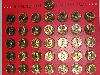 franklin mint presidential coins