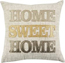 Comfy Hour 14x14 Home Sweet Home Accent Pillow Throw Pillow Sweet Cushion