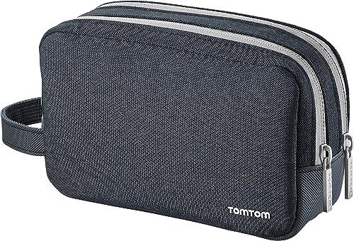 TomTom GPS Étui de Voyage Universel pour tous les GPS TomTom 4.3, 5 et 6'' (par exemple TomTom Start, Via, GO, Rider,...