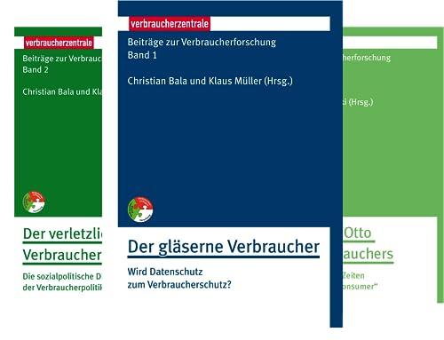Beiträge zur Verbraucherfoschung (Reihe in 7 Bänden)