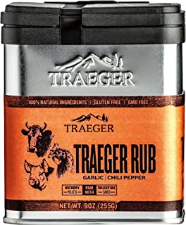 Best Traeger Grills SPC174 Traeger Rub with Garlic and Chili Pepper Review