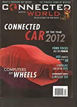 Connected World Magazine (Connected Car of the Year 2012, March April 2012)