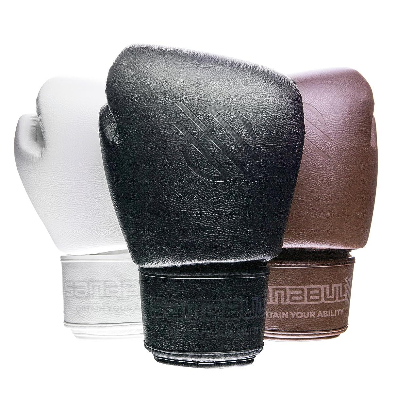 Sanabul BattleForged Muay Thai Style Kickboxing Professional Gloves