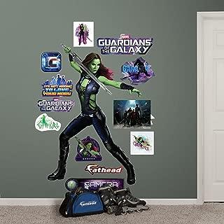 FATHEAD Gamora Marvel-Guardians of The Galaxy Real Big Wall Decal