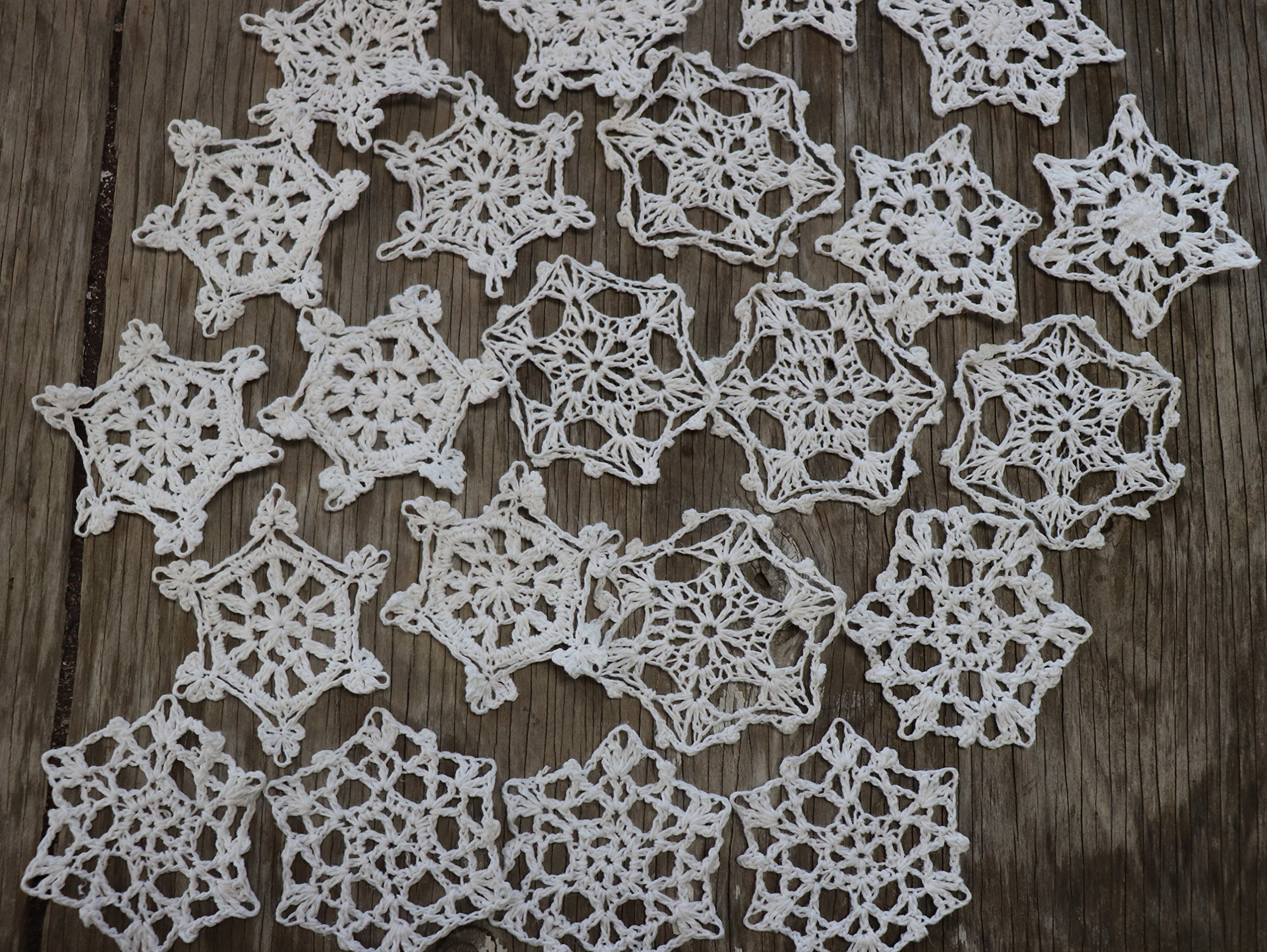 Crochet Christmas Tree Doily Pattern