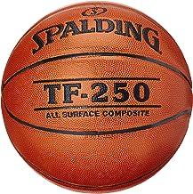 Spalding - Pelota de Baloncesto (Cuero, Juego, Composite)
