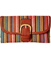 Circus by Sam Edelman Candace Velvet Wallet On A String