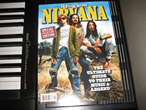 Rolling Stone Magazine Nirvana Special Collector's Edition The Ultimate Guide To Their Music And Legend
