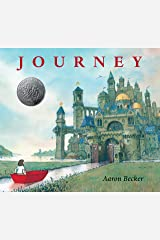 Journey (Aaron Becker's Wordless Trilogy Book 1) Kindle Edition