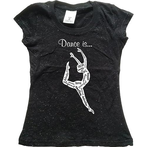 229c616ca Dance T Shirts  Amazon.com