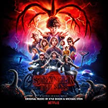 Stranger Things 2 Soundtrack from the Netflix Original Series