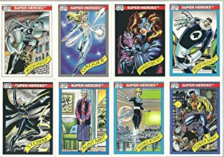 Marvel Universe Series 1 Complete 162 Card Set (1990)