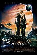 Jupiter Ascending - Movie Poster (Thick) (Size: 12 x 18