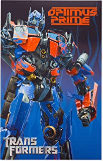 American Greetings Birthday Card for Boy with Sound (Transformers)