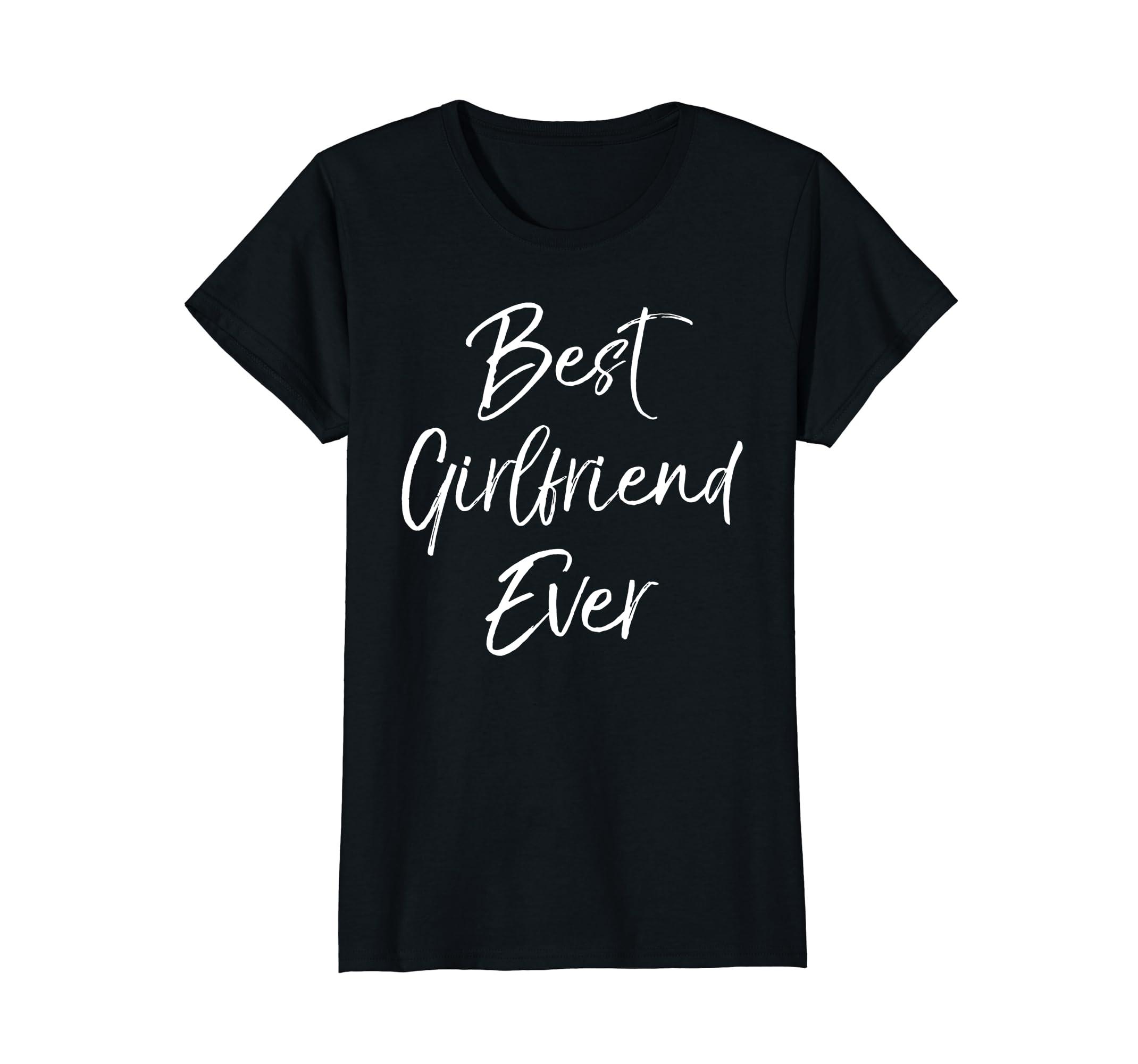 Best Girlfriend Shirt Valentines Day