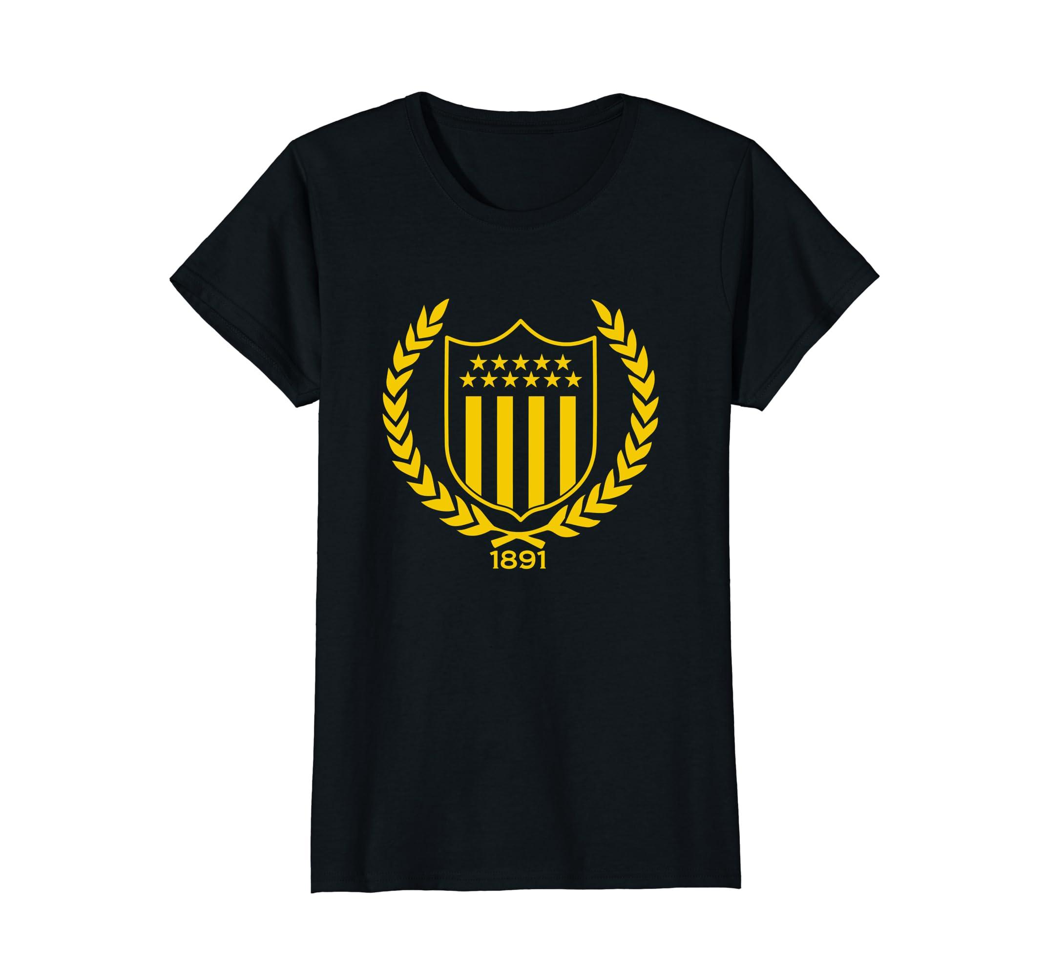 Amazon.com: Club Atletico Penarol Uruguay Camiseta TShirt Jersey Manya: Clothing