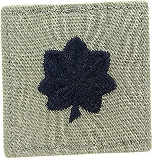 Sage Green AIR FORCE Rank Insignia - O-5 LIEUTENANT COLONEL