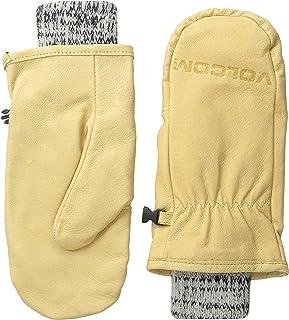BIKMAN Mens Winter Thick Knit Gloves Wool Warm Insulation Mittens BIKGLOVES-4