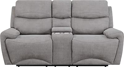 Right2Home Motion Loveseat Love Seats, Gray