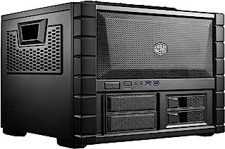 Cooler Master HAF XB EVO - Caja de Ordenador (Mini-ITX, Micro-ATX, ATX, 2 x USB 3.0), Color Negro
