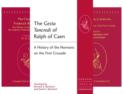Crusade Texts in Translation (28 Book Series)
