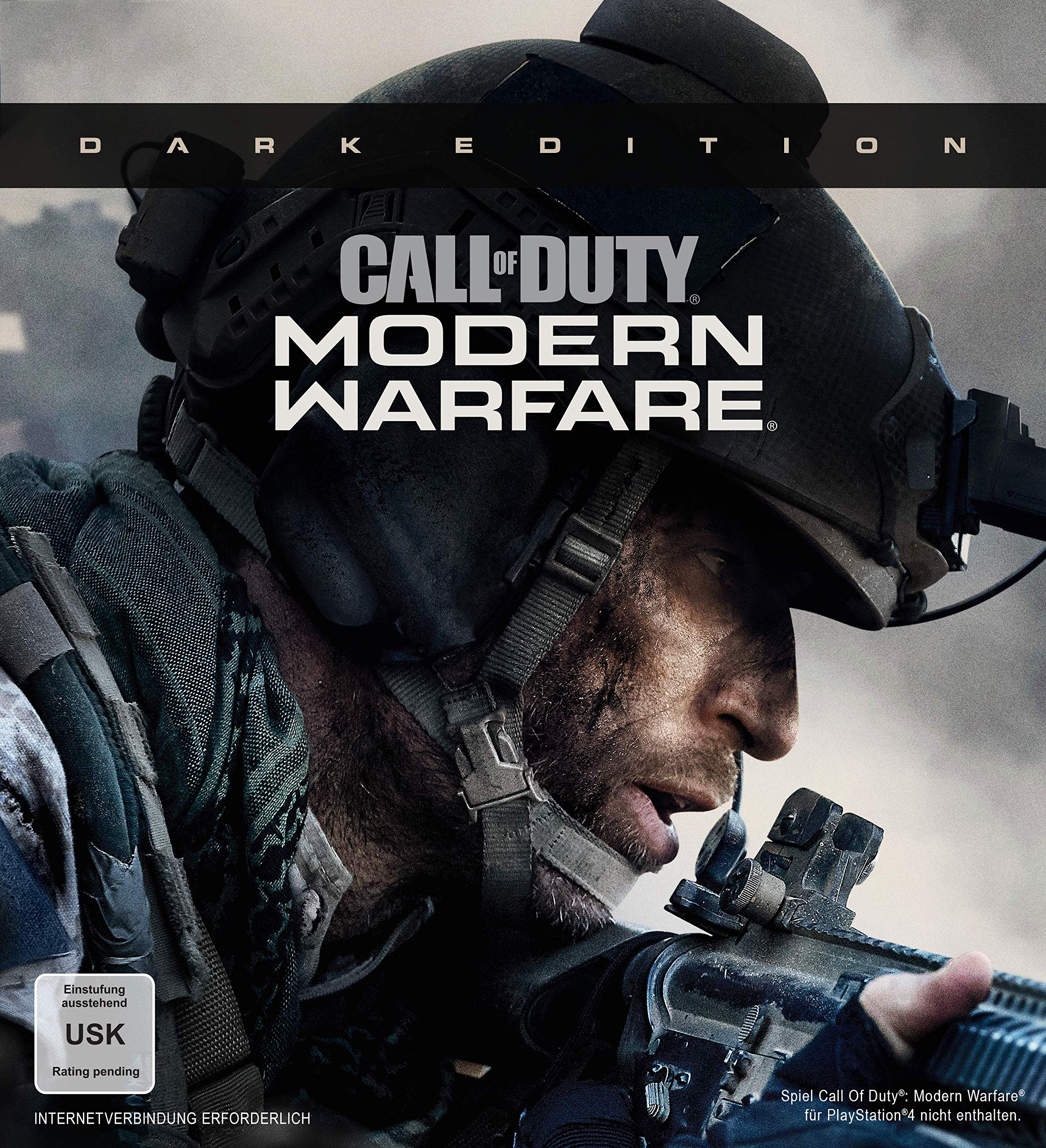 Call of Duty: Modern Warfare - Dark Edition - PlayStation 4 ...